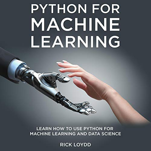 Python for Machine Learning cover art
