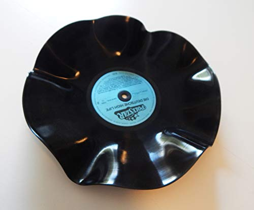 Vinyl-Schallplatten Schale