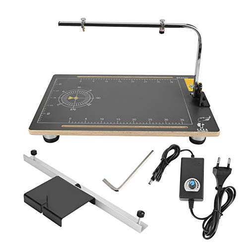 Schaum-Schneidemaschine, Brett-Wachs-heißer Draht-Schaum-Styropor-Schneider-Maschinen-Arbeitsstand-Tabellen-Werkzeug(EU)