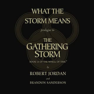 The Gathering Storm - Prologue cover art