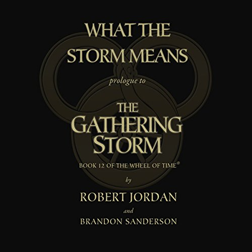 The Gathering Storm - Prologue audiobook cover art