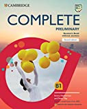 Complete Preliminary Student's Book without Answers English for Spanish Speakers 2nd Edition