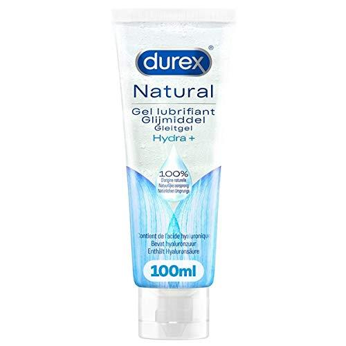 Durex - Lubrifiant Naturel Hydratant à...
