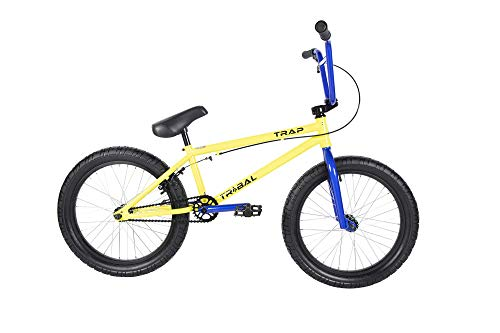 Tribal Trap Bicicleta BMX - Amarillo Radiante