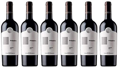 2019 Tenute Rubino Primitivo Salento IGT (6x0,75l)