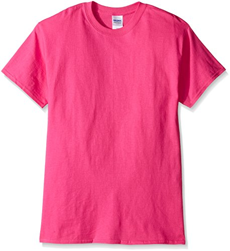 Gildan Men's G2000 Ultra Cotton Adult T-shirt, Heliconia, Large