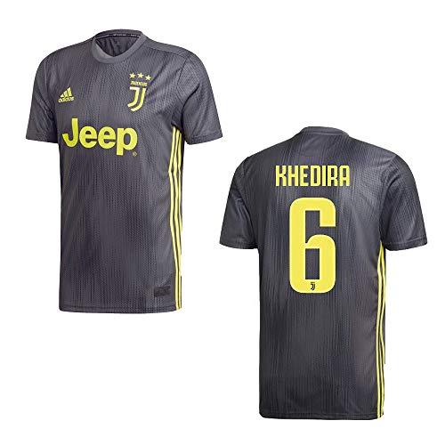 Adidas Juventus Turin Tricot 3rd Heren 2019 - KHEDIRA 6