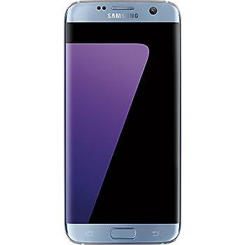 Samsung Galaxy S7 Edge G935A 32GB GSM Unlocked - Blue Coral