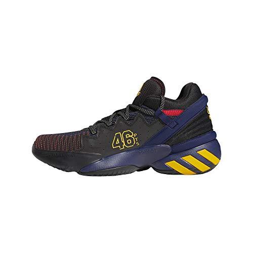 Adidas Men's D.O.N. Issue 2 GCA Basketball Shoe,Blue, 10 UK