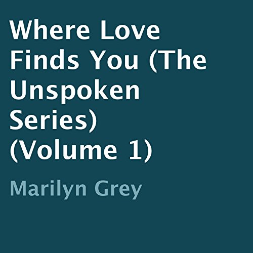 Where Love Finds You audiobook cover art