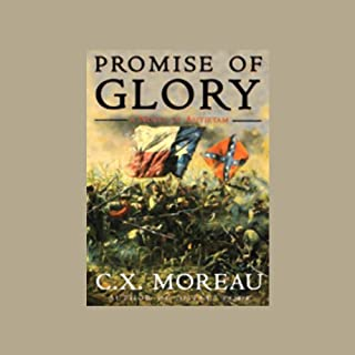Promise of Glory audiobook cover art