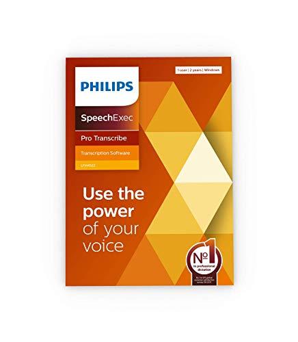Philips LFH4522/00 Wiedergabesoftware SpeechExec Pro 2-Jahres-Abo