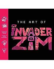 Doom Doom Doom. The Art Of Invader: The Art of Invader Zim