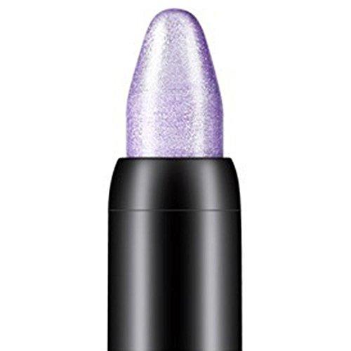 Internet 1PC Crayon fard à paupières de professionnelle de la beauté surligneur (Violet clair)