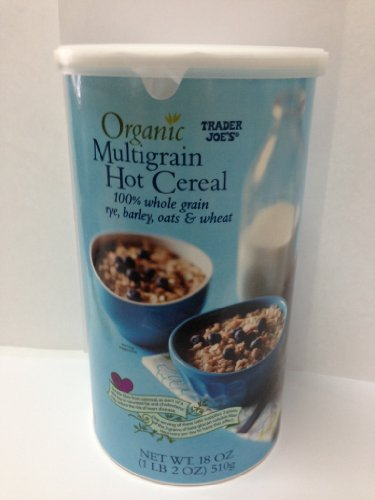 Trader Joes Organic Multigrain Hot Cereal , 18 oz