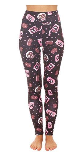 Steven Universe Cookie Cat Space Leggings (Medium)