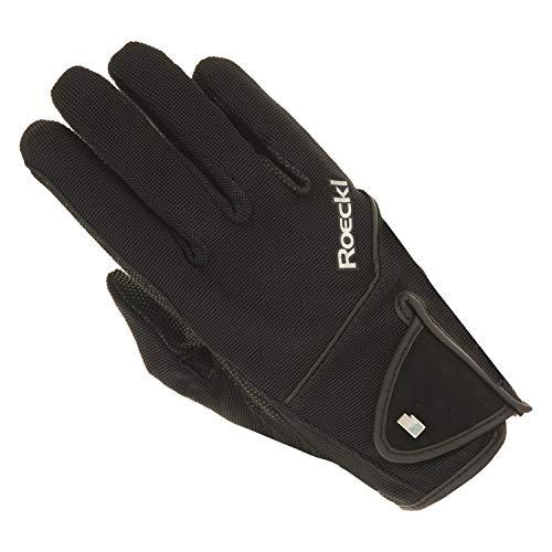 Roeckl Sports Handschuh Milano Winter, Reithandschuhe, schwarz, Gr. 8.5