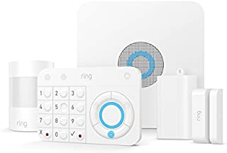 Ring Alarm 5 Piece Kit – Home Security System with...