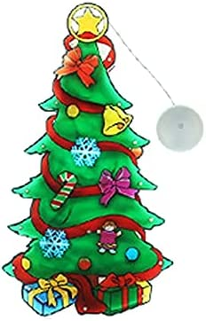 TANGIST Waterproof Christmas Decorations Window Blinking Lights Omaha Mall security
