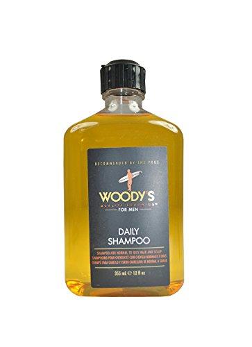 Woody`s - Daily Shampoo Mildes Shampoo für die tägliche Anwendung - 75 ml