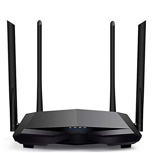 ZXCV 2.4G / 5.0GHz Smart Dual Band AC1200 Wireless WiFi Router Wi-Fi...