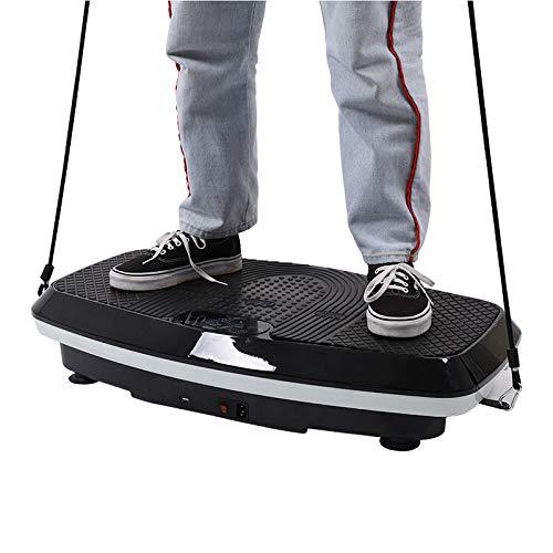 B/H Plataforma Vibración Ultra Delgado,Máquina de Adelgazamiento de Grasa Perezosa, máquina de agitación de Fitness Deportivo,Vibratoria Máquina de Ejercicio