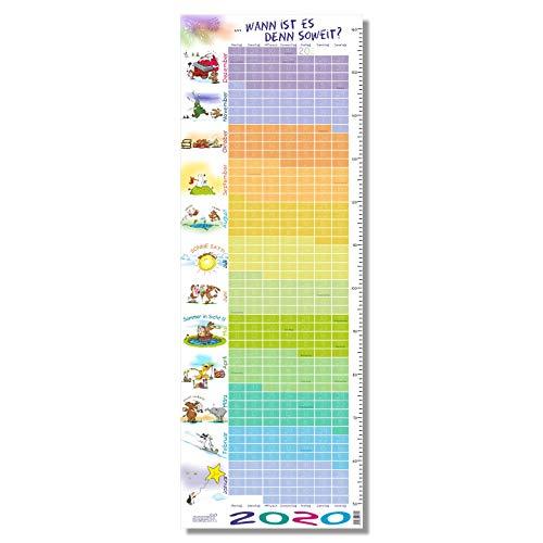 Stikkipix Kinderzimmer Kalender 2020