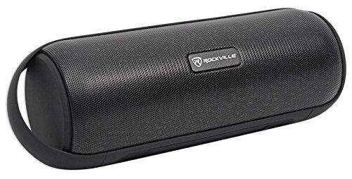 bocina 40w bluetooth portatil de la marca Rockville