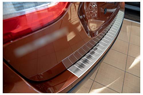 tuning-art 941 Edelstahl Ladekantenschutz 5 Jahre Garantie Fahrzeugspezifisch