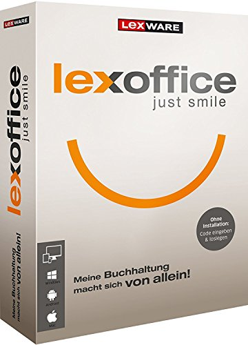 Lexware Lexoffice Minibox (Jahreslizenz)|Einfache Cloud-basierte Online Buchhaltungs-Software für Freiberufler, Handwerker und Kleinunternehmen|Kompatibel mit Windows, Mac iOS und Android