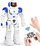 Remote Control Robots for Kids 3+ Years Old, Smart Programmable Interactive RC Robot with Infrared...