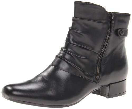 Hot Sale Earth Women's Wickwire Ankle Boot,Black,8.5 M US