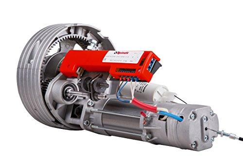 Motore per serranda APRIMATIC RO-MATIC 180 EB portamolla 200/60 con elettrofreno