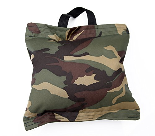 Camera Bean Bag. Prefilled. Compact and Lightweight for Supporting Photography Lens