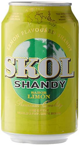 Skol limon skol shandy lata 33 cl