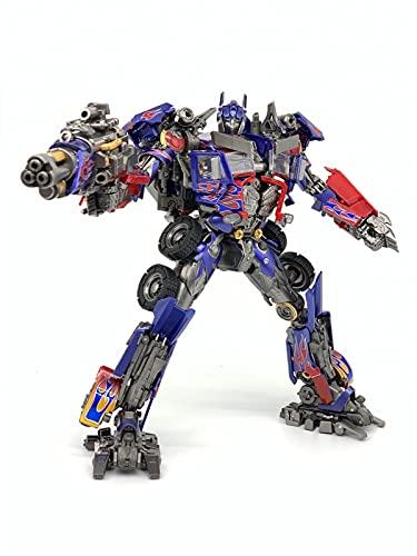ZYYYYY Figura de acción de Juguetes Trànsfǒrmêrs de deformación Black Mamba Optimus Deformación Juguete King Kong Aleación Fine Coated Autobot Juguete