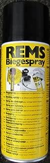 REMS Aerosol spray lubricante de corte doblado 400 ml Nº 140120 (100ml= 3,2475)