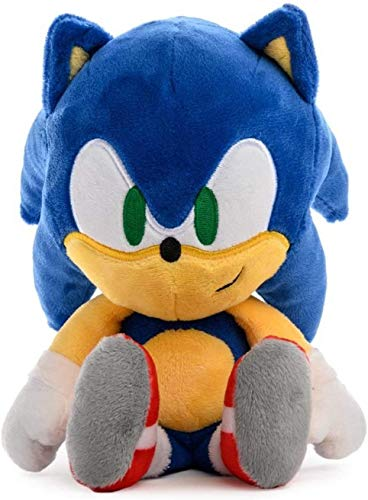 Phunny Sonic The Hedgehog Plush 8in