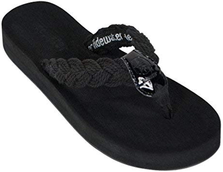 Tidewater Women's Flip Flop Sandals Beach Club Collection