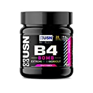 Pre workout pump without the sugar: Ditch the glucose! Our gym pre workout drink contains energy boosting ingredients plus creatine, caffeine and Zynamite, but absolutely zero sugar Ultra-potent pre workout formulation: This USN pre workout formulati...