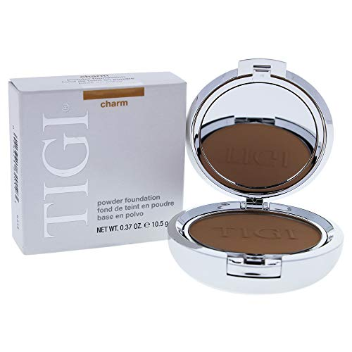 TIGI Charm Powder Foundation, 0.37 Ounce