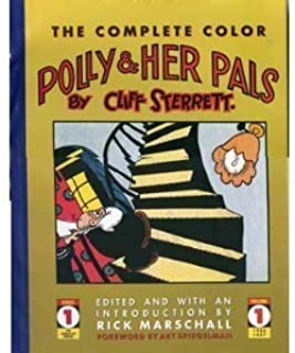 The Complete Color Polly and Her Pals, Vol. 1: The Surrealist Period, 1926-1927