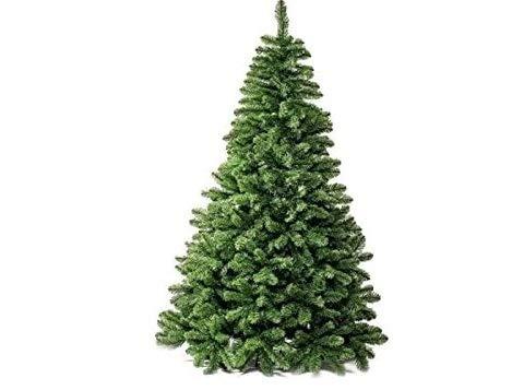 albero di natale justin ALBERO ABETE NATALE ARTIFICIALE HD JUSTIN PLUS 180CM GERMOGLIATO #PIN17