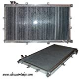Water to Air Intercooler Radiator - 24x12x1 (Type 100)