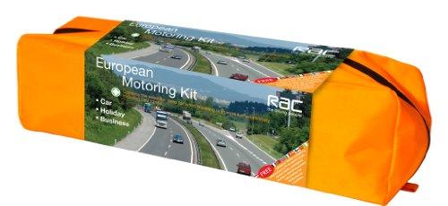 Power-Tec RAC - Kit di dotazioni di Sicurezza Europeo