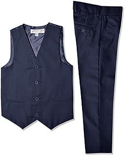 Johnnie Lene Boys Formal Vest and Pants Set #JL42