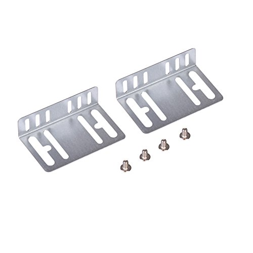 Holder and Screw Universal 2 Din Car Radio MP5 Installation Mounting Accessories Holder Support Screw