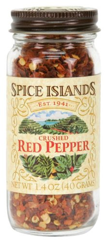 Spice Islands Pepper, Red Crushed, 1.4-Ounce (Pack of 3)