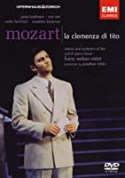 モーツァルト:歌劇「皇帝ティトの慈悲」全曲 [DVD]
