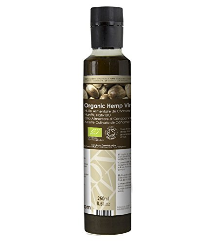 Naissance Huile Alimentaire de Chanvre Vierge BIO - 250ml - 100% pure et naturelle